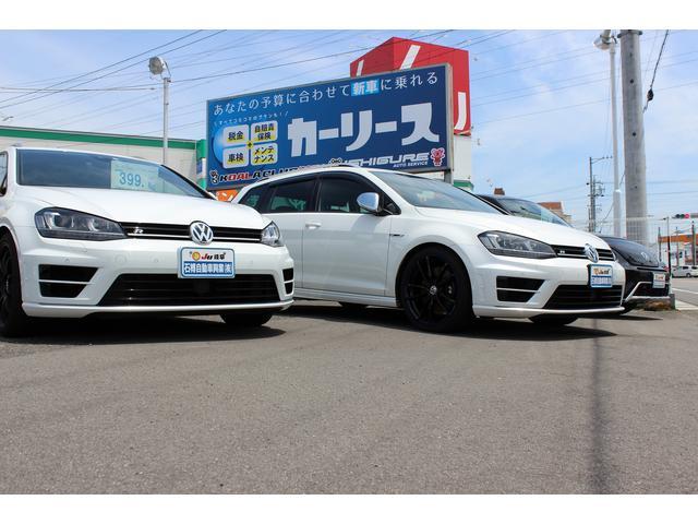 取り扱い車種は国産から輸入車まで幅広く、メンテナンスに自信があるからこそ出来るラインナップをご用意。