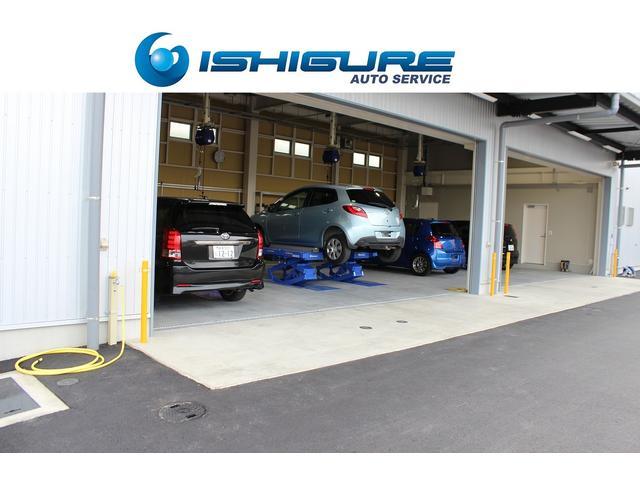 車検が残っていない車に対して80項目、車検が残っている車に対して25項目に及ぶ点検整備を行います。