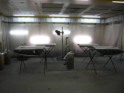 板金・塗装技術に自信があります!