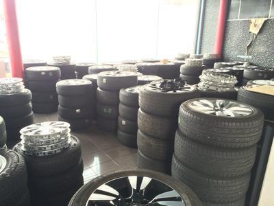 タイヤの保管場所に困ったら・・。