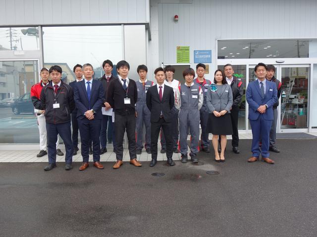 Honda Cars岐阜 U-select岐阜県庁前