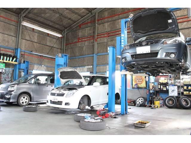 ★経験豊富な整備士による車検や修理をご提供しております★
