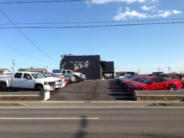 東海地区初のトラック専門店です!!来ていただければ、オールジャンルのトラックに触れられます!!