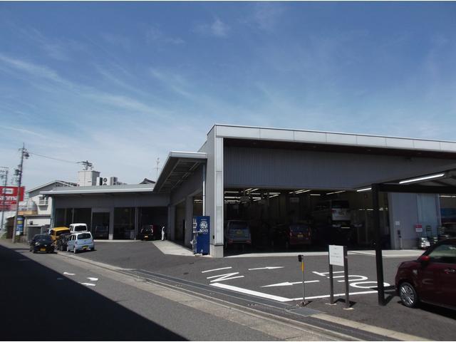 愛知ダイハツ株式会社(旧名古屋ダイハツ(株))U-CAR新家(2枚目)