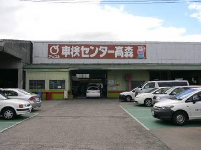 当社の広い駐車場です
