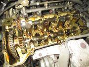 エンジン本体の修理もおまかせください!