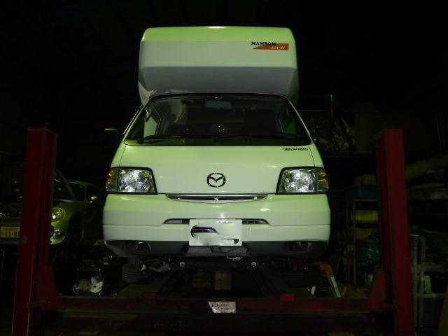 キャンピングカーの修理・整備に困ったら中村自動車にいつでもご相談下さい!