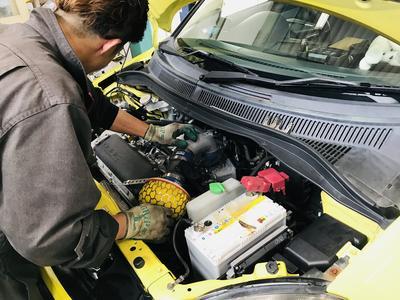 あなたの愛車をしっかり整備いたします