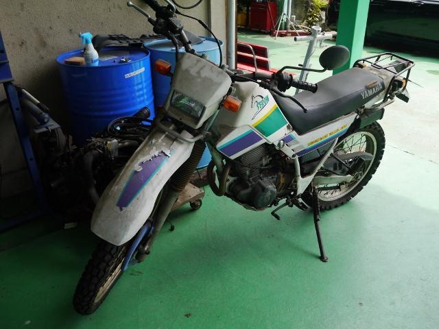 クルマだけじゃない!バイクの修理やメンテナンスも承ります。