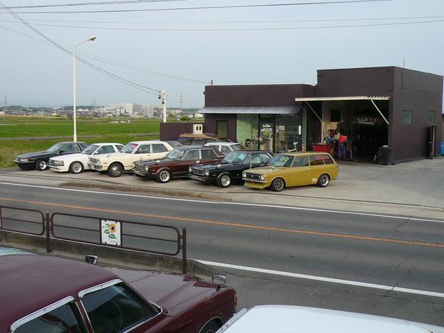 AUTO WORK 国産旧車専門店