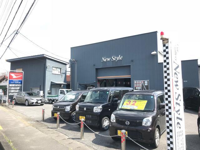 岐阜県でお車カスタム、取り付けの事なら当店にお任せください