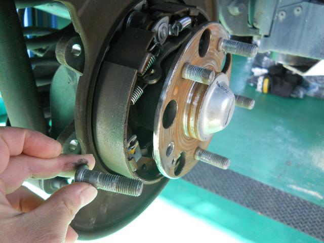 電装系パーツだけでなく、足回りやエンジン系パーツなど幅広く取付けのご依頼を承っております。