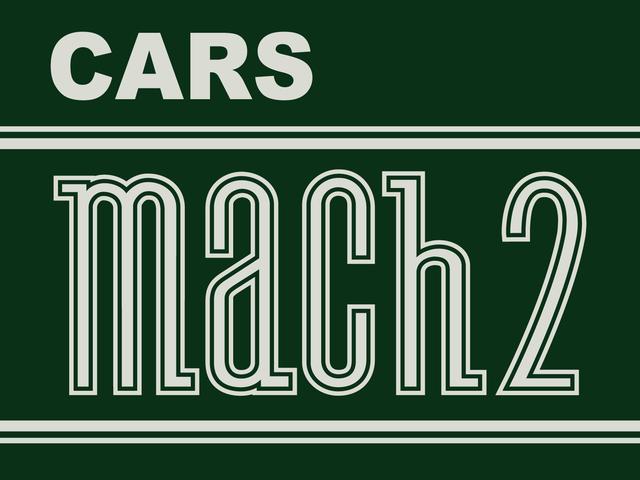CARS mach2