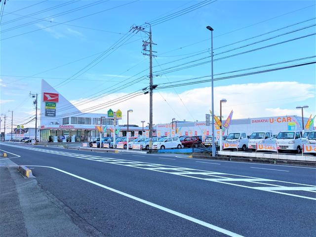 三重ダイハツ販売(株) カーメイト松阪店の店舗画像