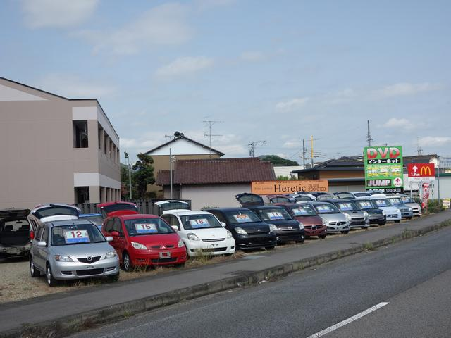 ◇格安軽自動車常時20台以上展示◇納車前に提携整備工場で整備をするので、安心してお乗り頂けます!