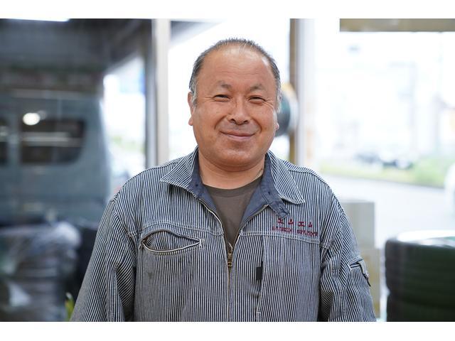 代表取締役社長の竹谷です