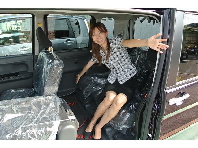 各メーカー試乗車もご用意できます。ダイハツ車は常時展示中!