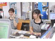 受付 事務 東さんと内藤さん