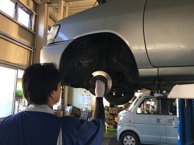 岡崎で修理 車検整備といえば・・・