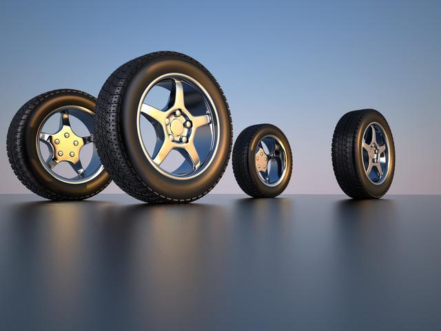 タイヤの販売もOK!