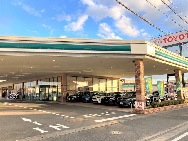 三重トヨペット株式会社 桑名江場店(2枚目)