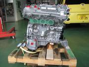 リビルトエンジンの載せ替え、関連パーツの取付けを行います!