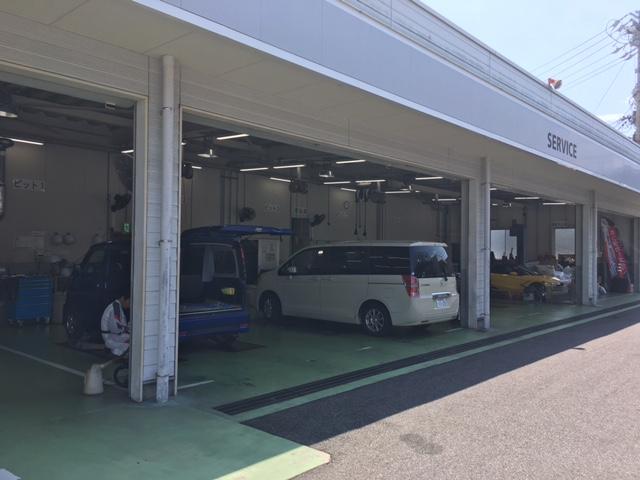 Honda Cars 愛知 港店(5枚目)