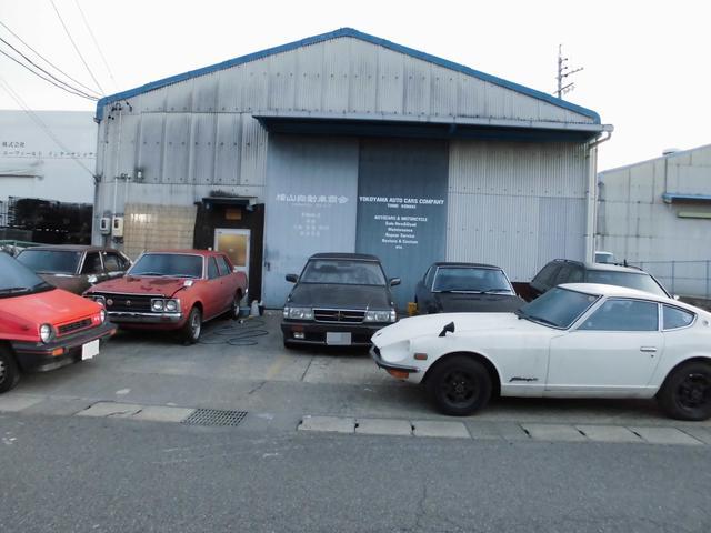 輸入車・旧車の車検・整備・修理の事なら何でもご相談下さい!