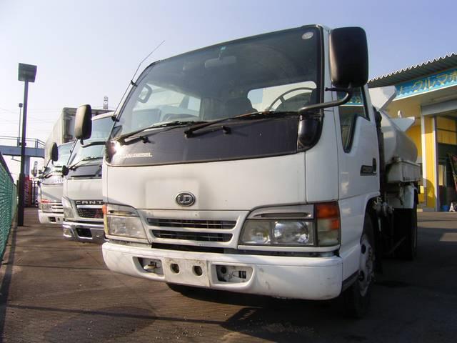 只今、トラックの買取を強化中です!もちろん小型・大型などのサイズは問いません。お気軽にお問い合せを。