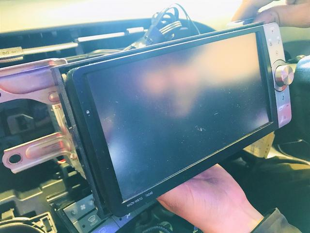 ナビ・ドライブレコーダーの取付、ETCの設定、バックモニターのセッティングもATHERSにおまかせ!