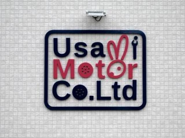 当社のロゴができました!道路沿いから見えますので、迷うことなく分かると思います。