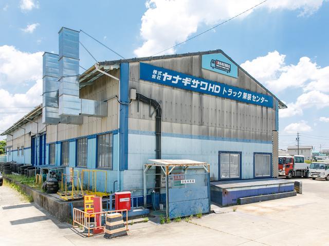 トラック市 豊田店第一展示場(2枚目)