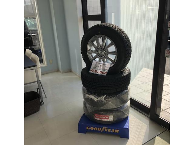 タイヤアルミセット、夏、冬、輸入タイヤ幅広いラインナップからお選び頂けます!