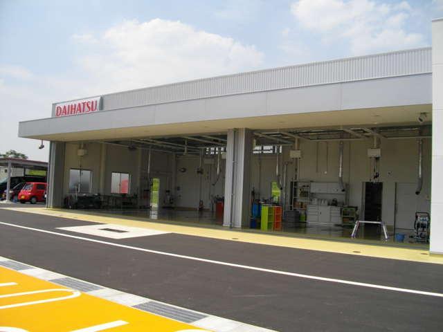 愛知ダイハツ株式会社(旧三河ダイハツ(株))U-CAR岩津店(4枚目)