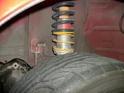 お車で最も重要な個所の修理です!