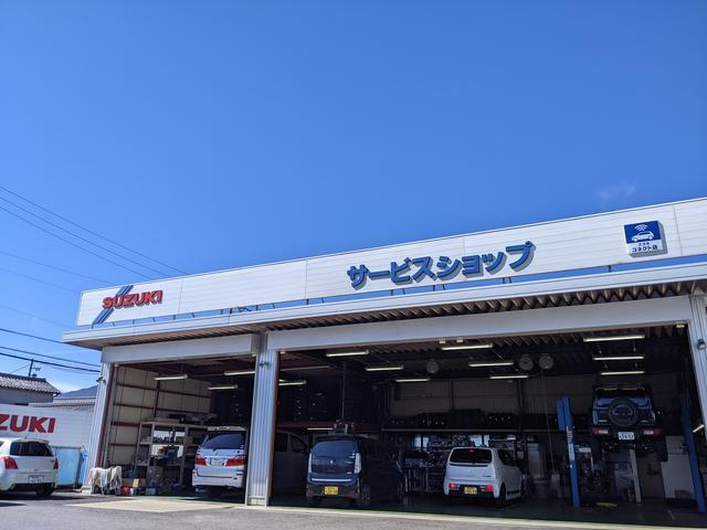 【全メーカー対応】一般メンテナンスから車検、修理何でもOK!アフターも安心の認証工場完備です!