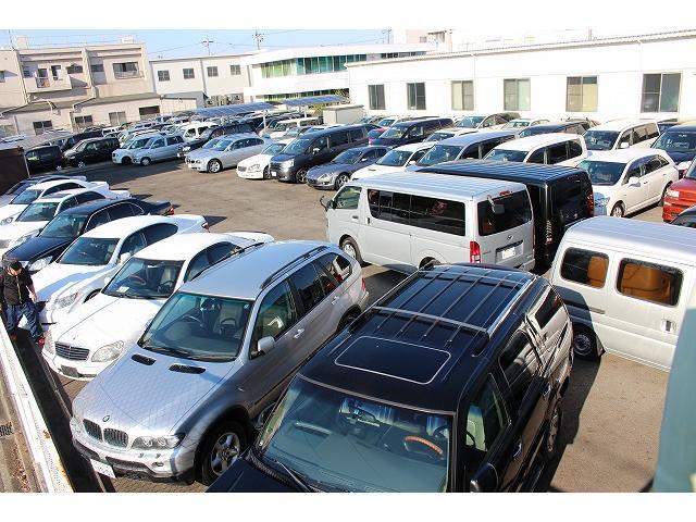 東海地区最大級のロープライス専門店!100台以上展示!輸入車~軽自動車まで幅広く取り扱い!