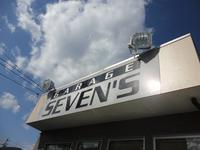 GARAGE SEVEN'S