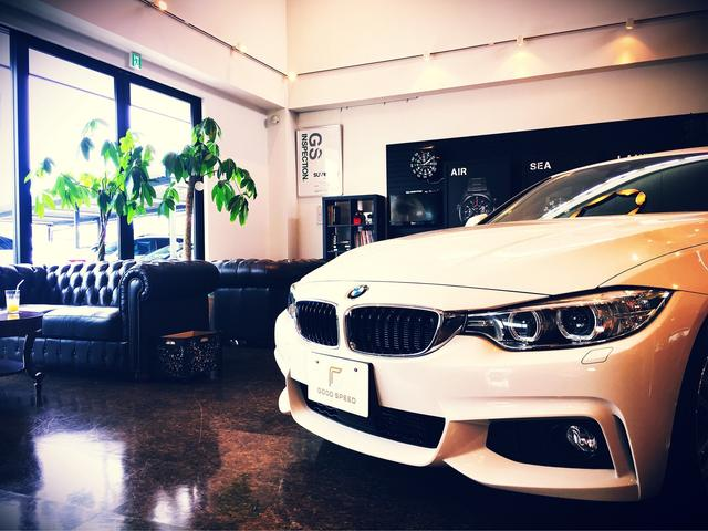 東海地区に9店舗を展開する、輸入車専門店グッドスピードインターナショナル店。