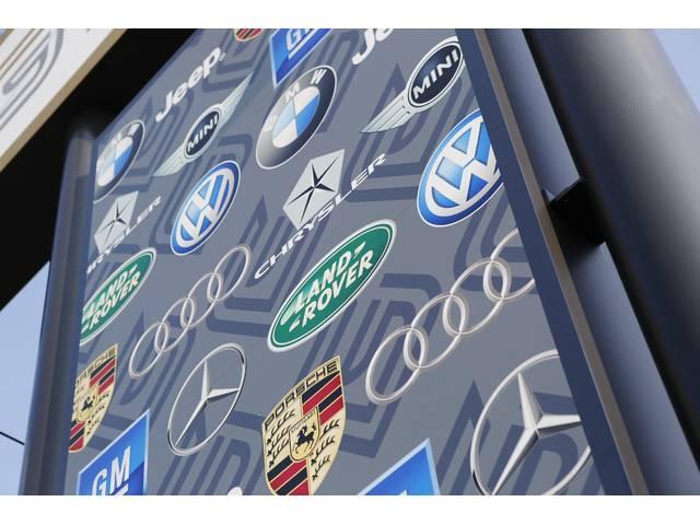 取扱い車種は、メルセデスベンツ・BMW・アウディ・フォルクスワーゲン等の輸入車を中心に承ります