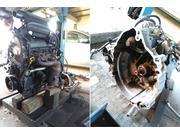 法定基準に沿った駆動系パーツの取付けを行っております。