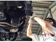 法定基準に沿ったエンジン関連パーツの取付けを行っております