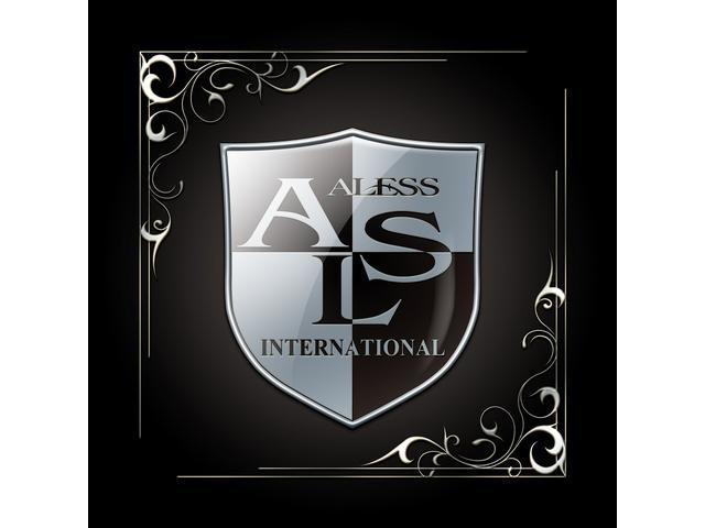 ALESS International(アレス インターナショナル) 株式会社エーエスジャパン