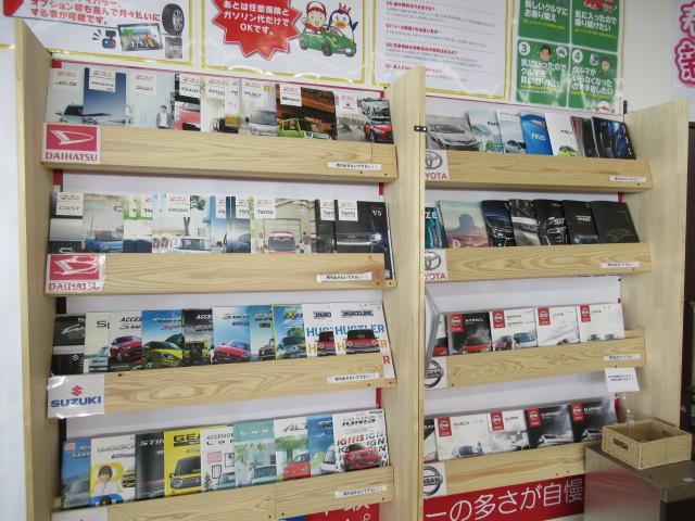 軽自動車・ハイブリット・ミニバンまで100台以上展示中! お気に入りの1台を見つけて下さい!