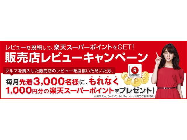 ☆★販売店レビューで楽天スーパーポイントプレゼント★☆