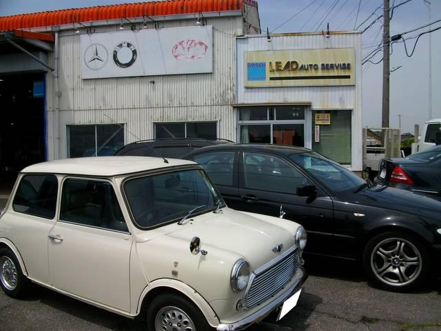 欧州車は得意中の得意!是非、当店へお任せ下さい。