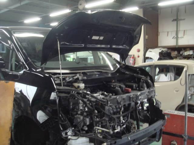 どんな車も直します