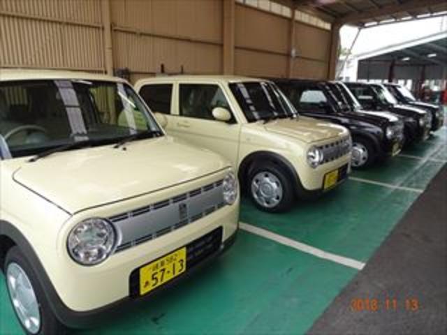 車検時きれいな代車をご用意してお待ちしております!冬は全車スタッドレスタイヤ装着なので安心!