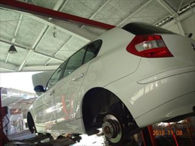 輸入車の車検整備もお任せ下さい。