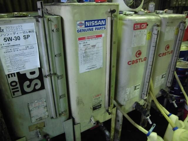 車の血液は汚れます!燃費向上・エンジンを長持ちさせる為に定期的なオイル交換をお勧めします!